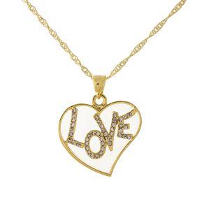 Colar-Dourado-Love