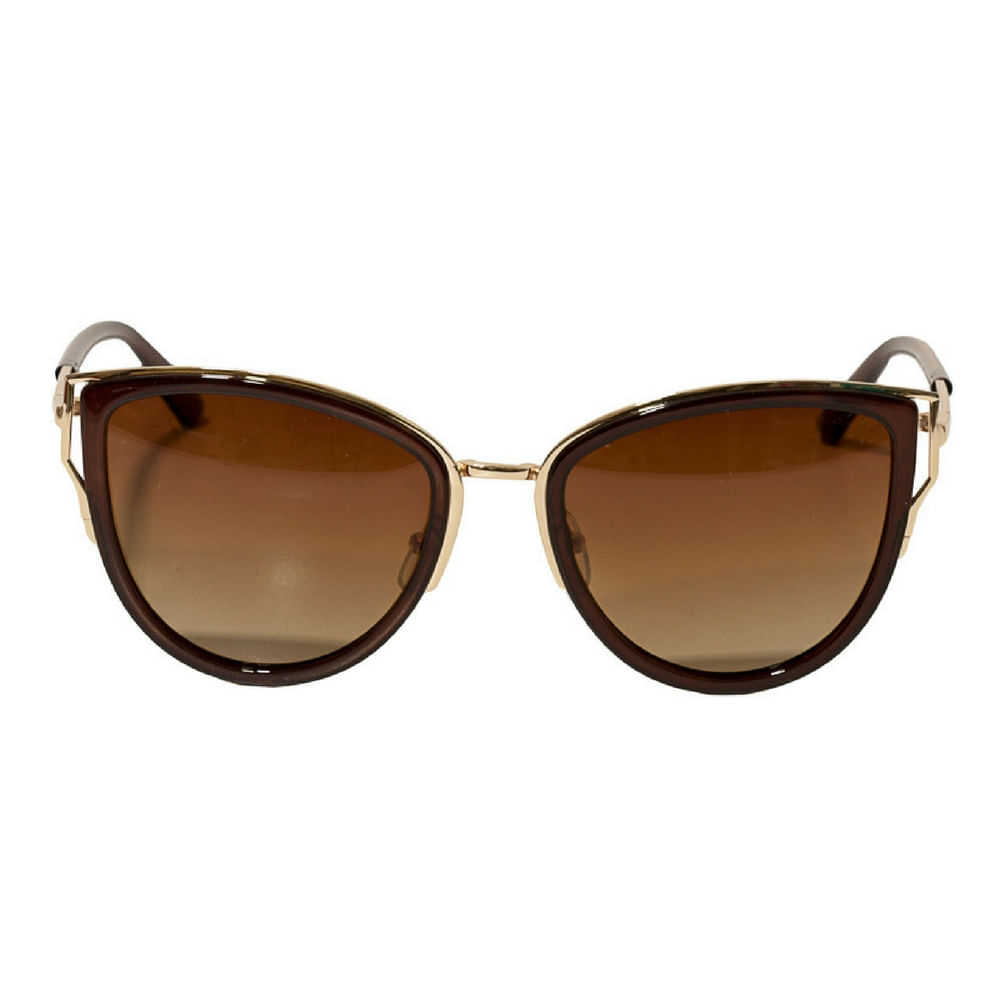 2bccb7fd58933 Óculos de Sol Feminino Estilo Gatinho - Fashion Biju