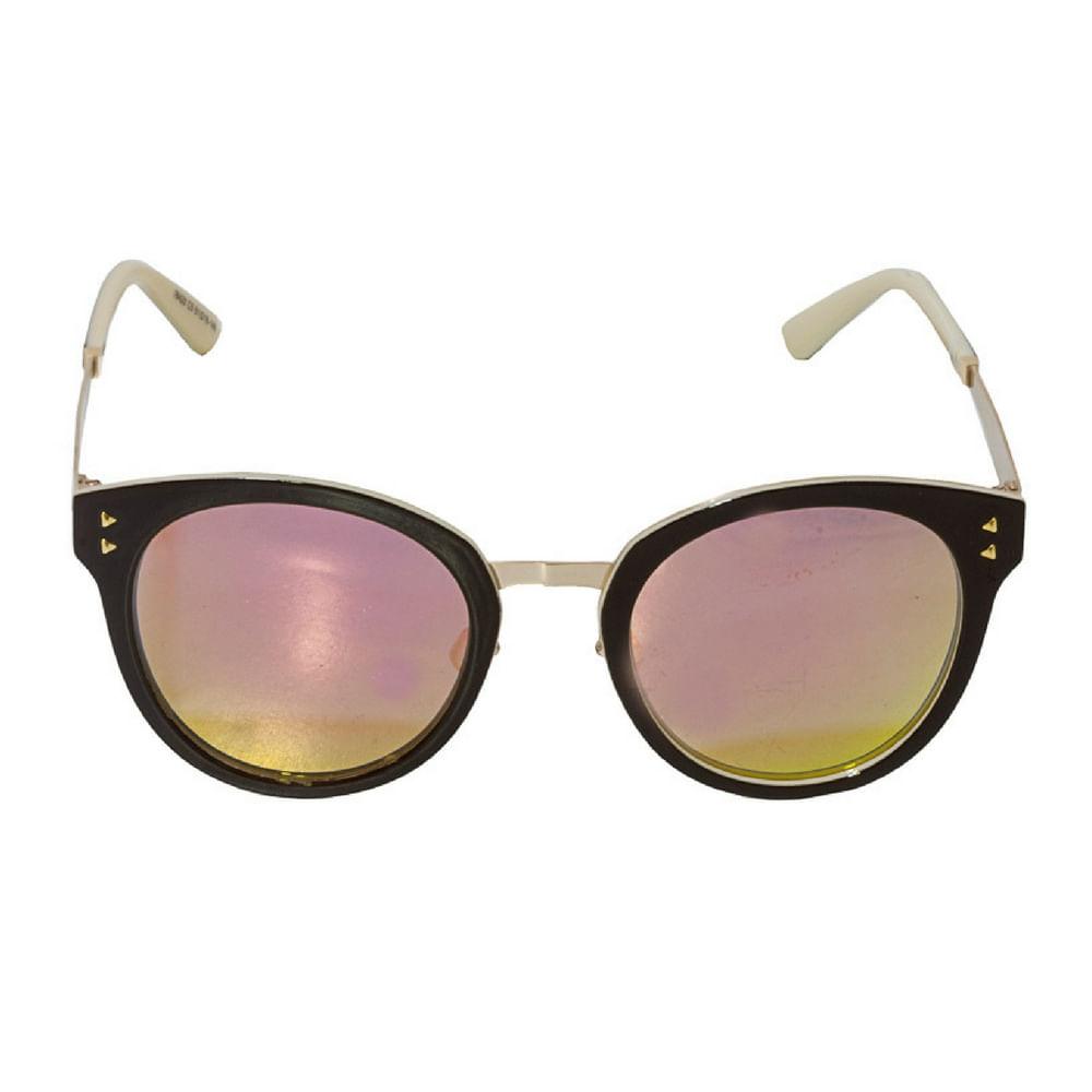 dc890060b Oculos-com-lente-espelhada-rose-e-armacao-marrom ...