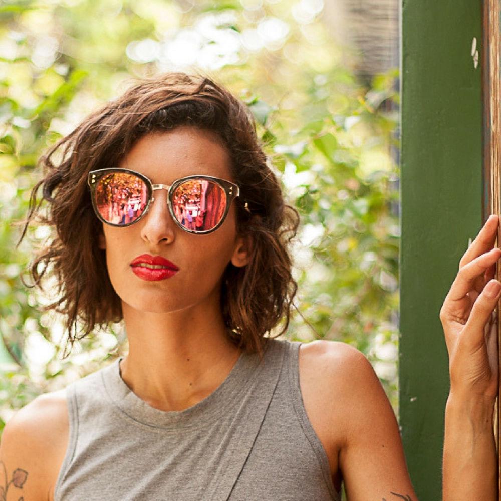 ... Óculos Escuros · Óculos espelhado. Trocar Foto 047110c0f5