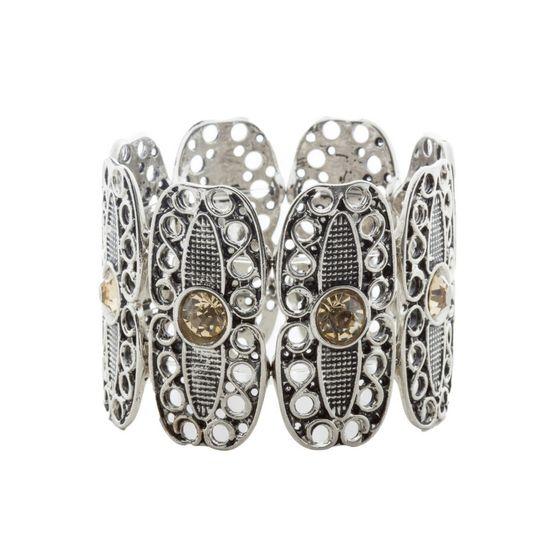 Bracelete-Prateado-Amita