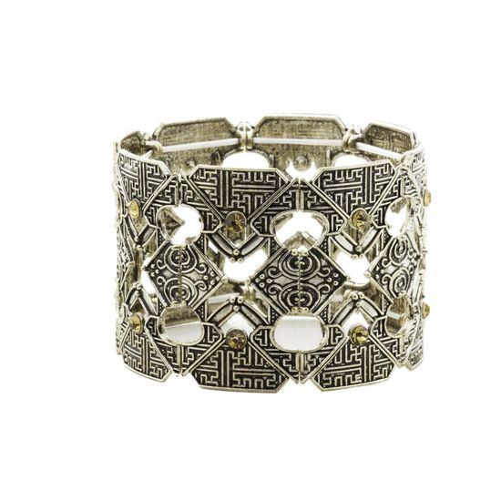 bracelete-stras-amarelo