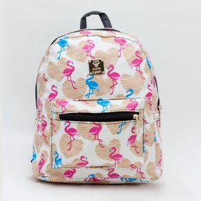 Mochila-Infantil-Flamingos