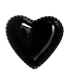 Prato Decorativo Coração