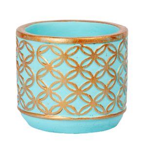 vaso-decorativo-de-ceramica-azul/dourado