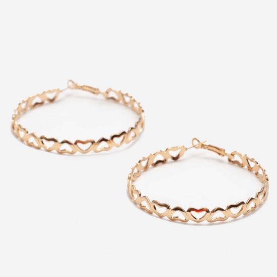 brinco-argola-de-metal-de-mini-coracoes-dourado