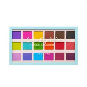 Paleta de Sombras Color Explosion Jasmyne