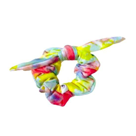 Scrunch Tie Dye
