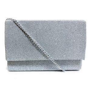 bolsa-clutch-textura-tecido-brilhoso-prata