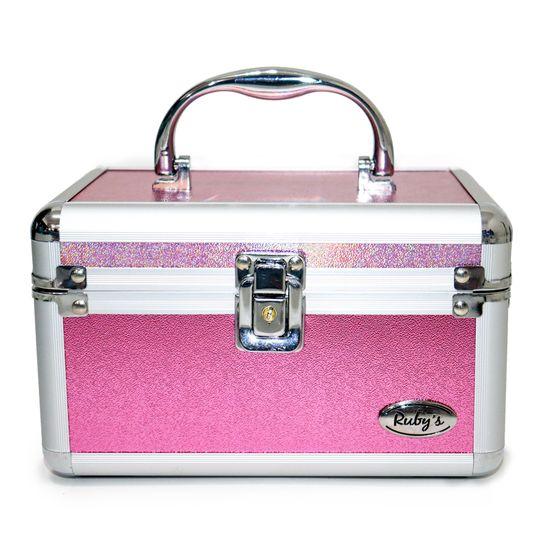 maleta-de-maquiagem-profissional-pequena-rubys-rosa