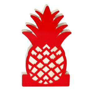 placa-decorativa-abacaxi-vermelho