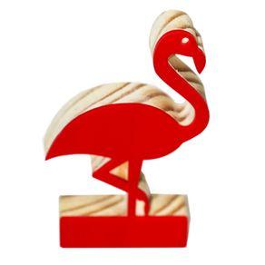 placa-decorativa-flamingo-vermelho