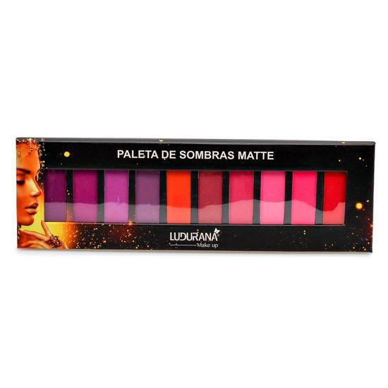 paleta-de-sombras-matte-10-cores-ludurana