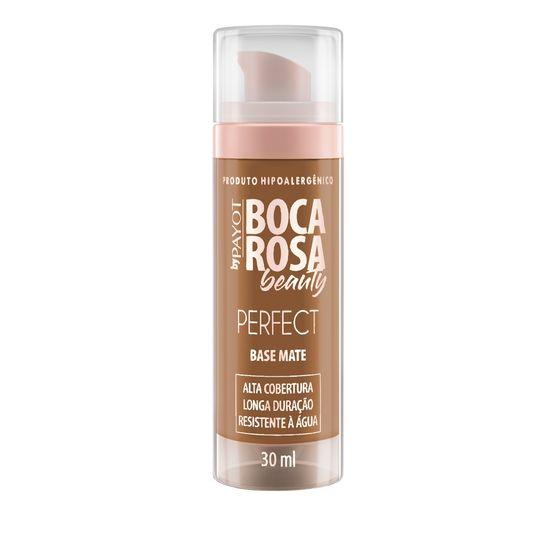 Base Matte HD Boca Rosa Beauty By Payot