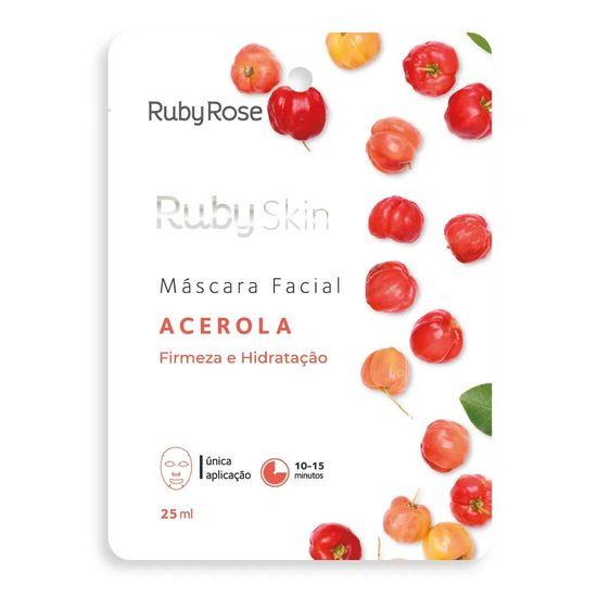 mascara-facial-de-tecido-acerola-skin-ruby-rose
