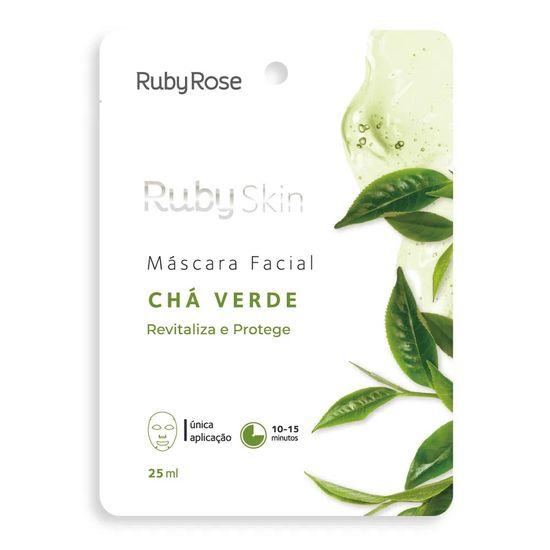 mascara-facial-de-tecido-cha-verde-skin-ruby-rose