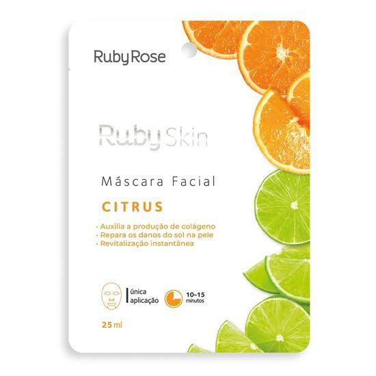 mascara-facial-de-tecido-citrus-skin-ruby-rose