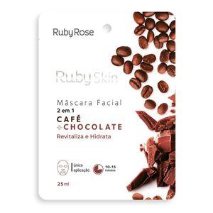 mascara-facial-de-tecido-cafe-e-chocolate-skin-ruby-rose
