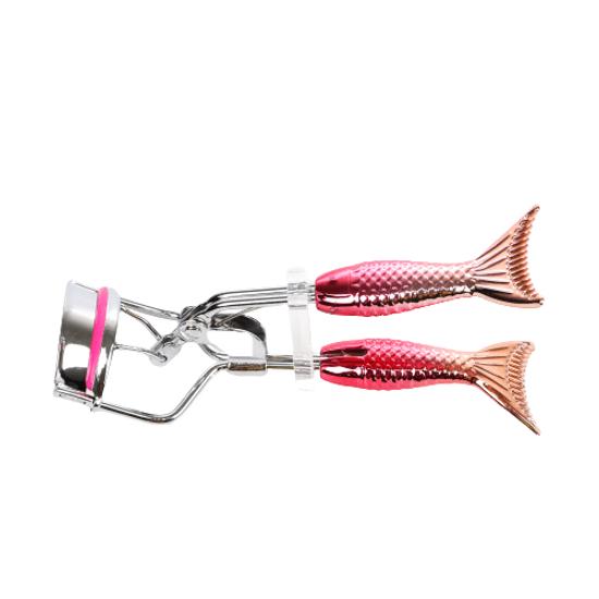 curvador-de-cilios-sereia-rose-e-vermelho