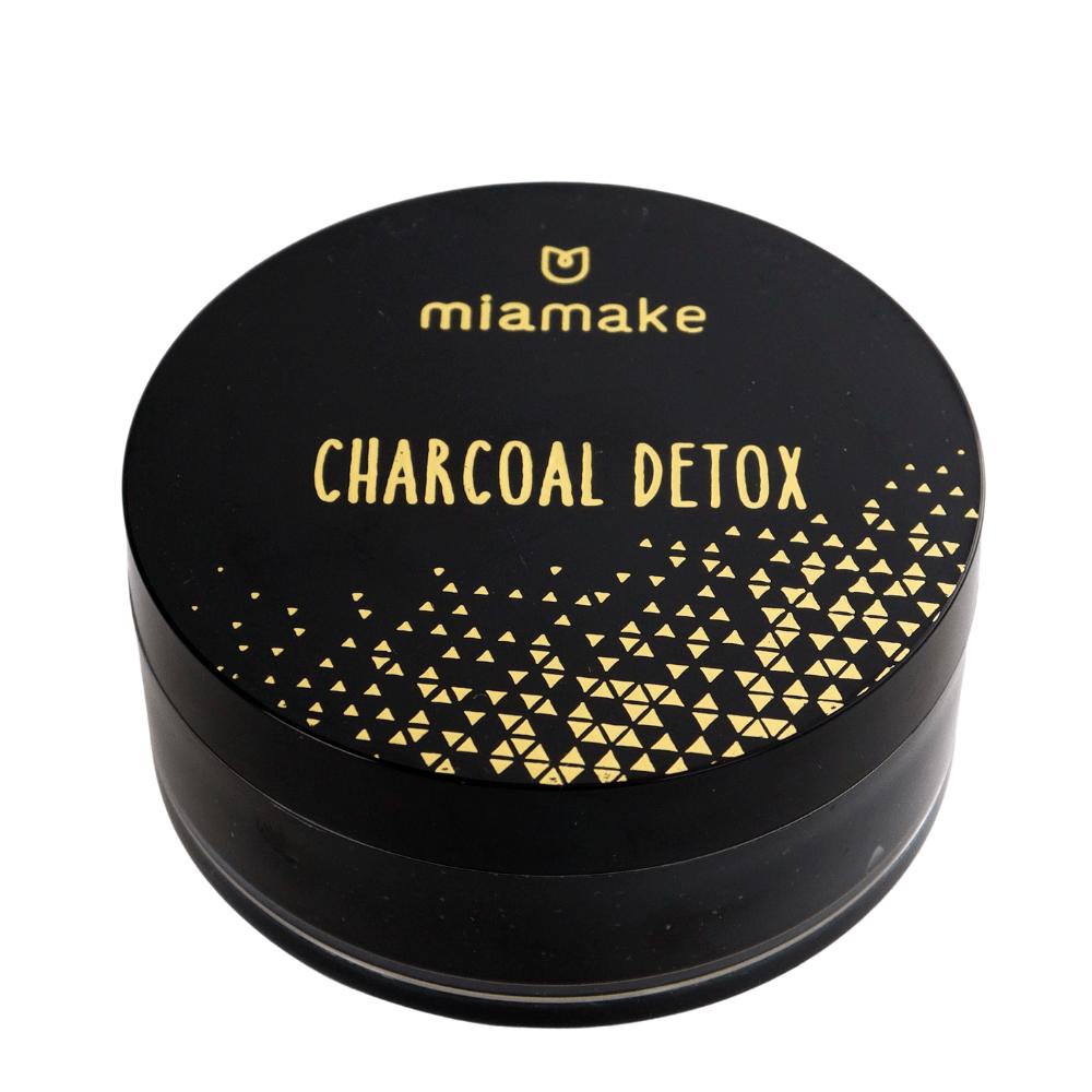 Esfoliante Facial Charcoal Detox MiaMake - Único