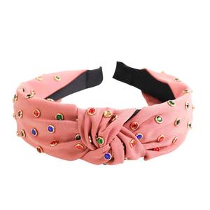 tiara-com-no-de-tecido-e-pedrinhas-coloridas-rosa