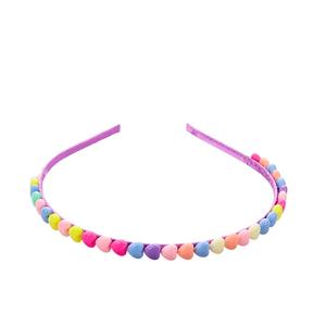 tiara-de-mini-coracoes-coloridos