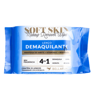 lenco-demaquilante-soft-skin-bella-femme