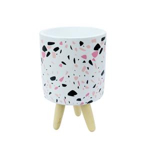 vaso-decorativo-pequeno-estampado-com-tripe-modelo-1