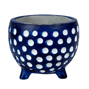 vaso-decorativo-medio-com-bolinhas-azul