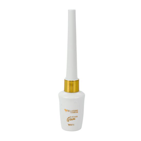 delineador-liquido-branco-glam-bella-femme