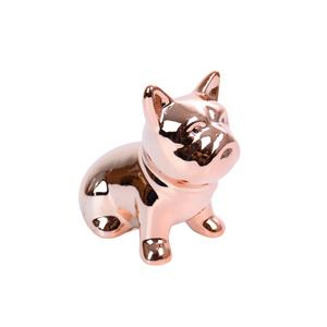 enfeite-decorativo-de-porcelana-cachorro-pequeno-rose-gold