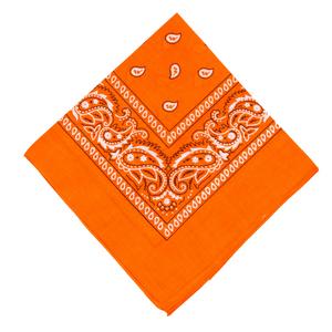 bandana-feminina-estampada-Laranja