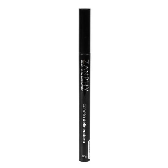 Caneta-Delineadora-Carbon-Black-Zanphy