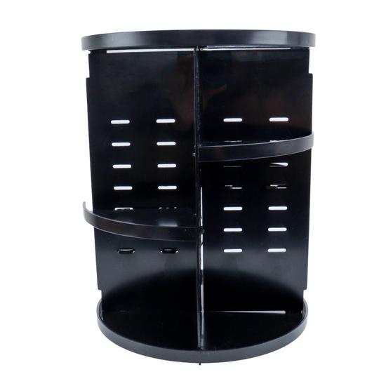 Organizador-de-Cosmeticos-Giratorio-360°-preto