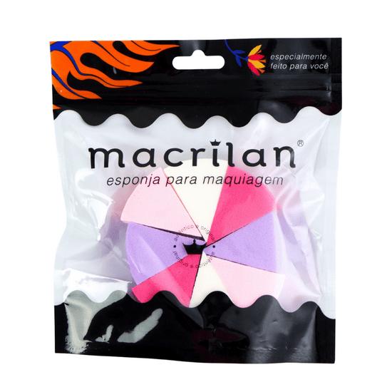 Kit-de-Esponja-Para-Maquiagem-Queijinho-Macrilan