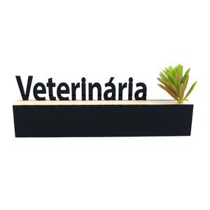 Placa-Decorativa-Profissao-Veterinaria---