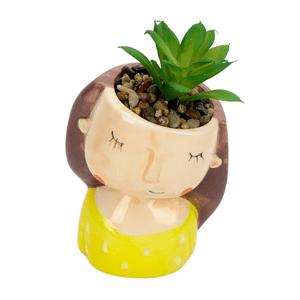 Vaso-Decorativo-Menininha-Com-Suculenta-Artificial-modelo-1