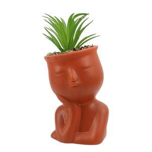 Vaso-Decorativo-em-Ceramica-Com-Suculenta-Artificial-modelo-1