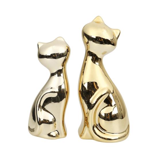 Enfeite-Decorativo-Par-de-Gatinhos-dourado