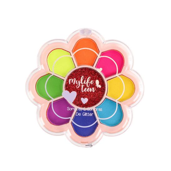 Paleta-de-Sombras-e-Glitter-Florzinha-Linha-Teen-Mylife-cor-1