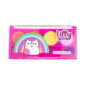 Quarteto-de-Sombras-Infantil-Lilly-Cut-Cat