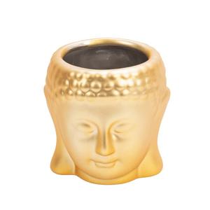 Vaso-Decorativo-Buda-dourado